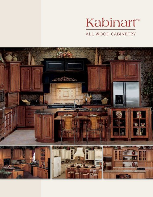 all wood cabinetry - Kitchen & Bath Depot