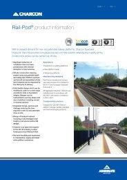 Rail pod - Aggregate Industries