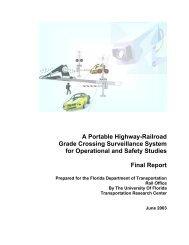 A Portable Highway-Railroad Grade Crossing Surveillance System ...