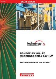 RONDOFLEX (C) - FC (N)GRDGCGOEU-J 0,6/1 kV