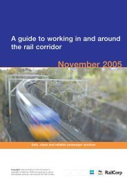 Rail Corridor MGMT book_cover - RailSafe