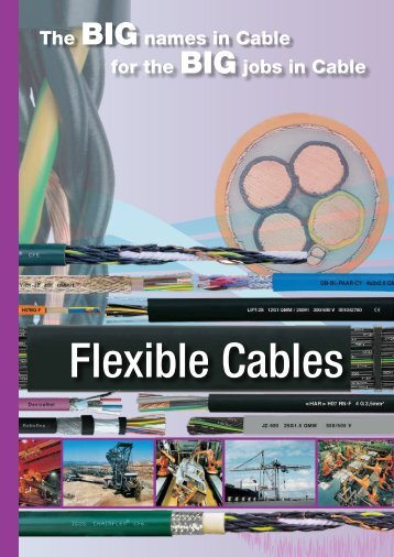 Flexible Cables - Treotham