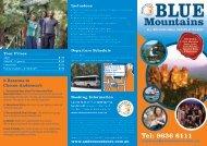 Mountains - Sydney - Blue Mountain Tours