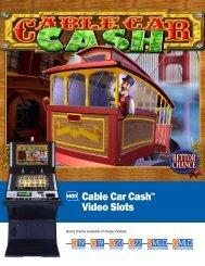 Cable Car Cash™ Video Slots - IGT.com