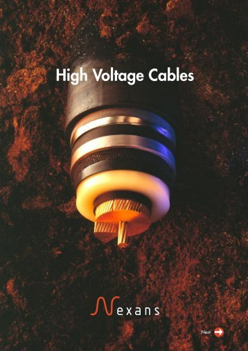 5374 High Voltage Cables - Nexans