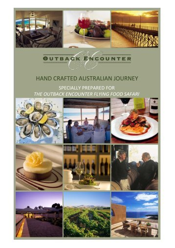 HAND CRAFTED AUSTRALIAN JOURNEY - Central Market Tour