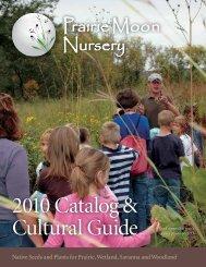 2010 Catalog & - Prairie Moon Nursery