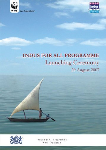 Indus for All Programme – WWF Pakistan