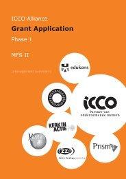 Grant Application - Prisma