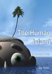 The Human Island: A place of ecological ruin - Get a Free Blog