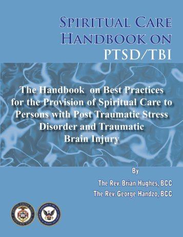 Spiritual Care Handbook on PTSD/TBI - HealthCare Chaplaincy