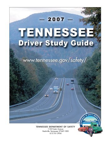 an analysis of the driving age in tennessee Federal child labor laws set a minimum work age of 16 analysis stateline children as young as 10 can do farm work by children as young as.