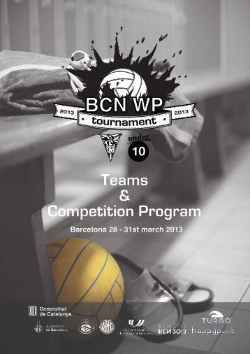 Teams & Competition Program
