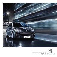 ACCESSORIES PRICE LIST - Peugeot