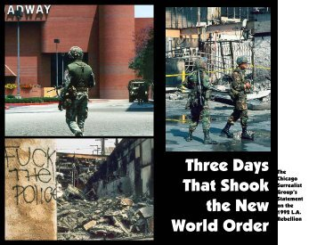 Three Days That Shook the New World Order - Libcom