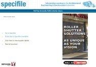 Roll-Up Serranda: Roller shutter doors