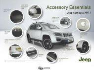 Accessory Essentials - Servicios Jeep