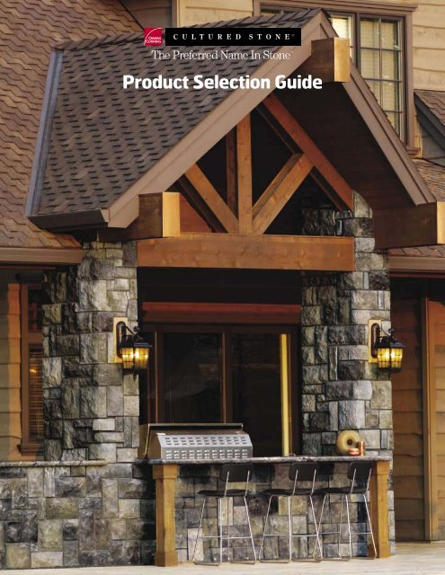 Owens Corning Cultured Stone Product