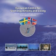 European Centre for Sled Dog Activity and Living