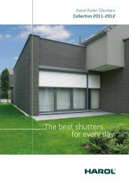 The best shutters for every day - Harol