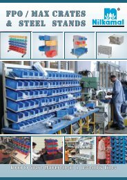 Download Brochure - Nilkamal