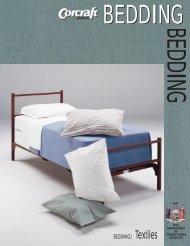 BEDDING/ Textiles - Corcraft
