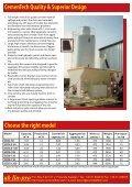 Cementech stationary concrete dispensers - Page 4