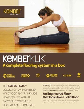 A complete flooring system in a box - Kemberfloors.com