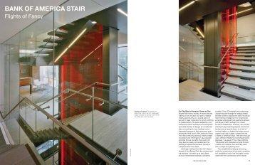 BANK OF AMERICA STAIR - Steel Institute of New York