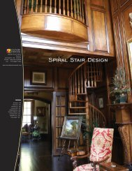 Spiral Stair Design - Southern Staircase