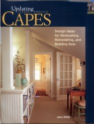 Updating Classic American Capes - Robert Cardello Architects