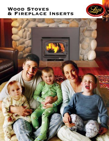 Wood Stoves & Fireplace Inserts - Heatworks