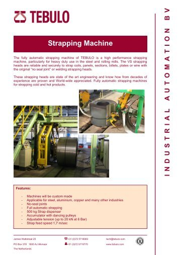 Strapping Machine flyer r2.pdf - Tebulo