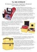 Folding Portable Hyperbaric Stretcher & Treatment ... - Casco Antiguo - Page 2