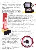 Folding Portable Hyperbaric Stretcher & Treatment ... - Casco Antiguo - Page 3