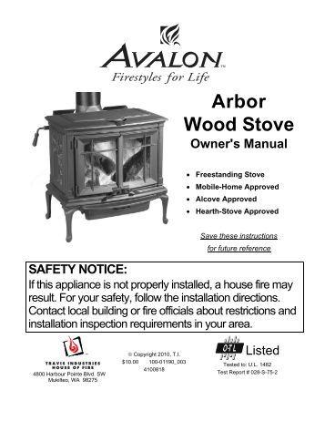 Leyden Arbor Firebox Parts Installation Avalon