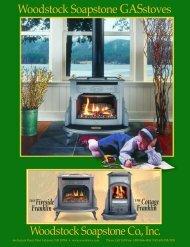 Gas Stove Brochure - Woodstock Soapstone