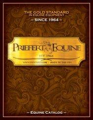 Horse Catalog - Priefert Ranch Equipment
