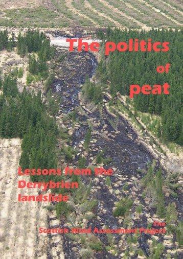 The politics peat - Wind Watch