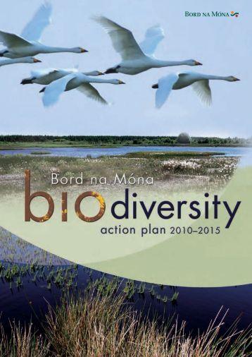 biodiversity action plan here - Bord na Móna
