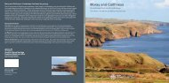 Moray and Caithness - Scottish Natural Heritage