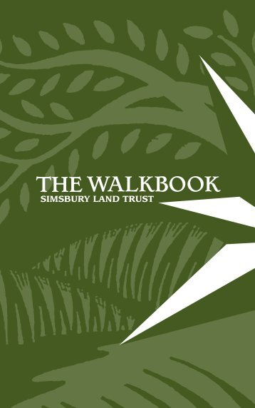 The Walkbook - Simsbury Land Trust