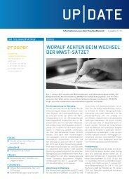 Up|date Nr. 3 / 2010 - Prosper AG