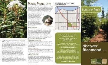 Nature Park Brochure