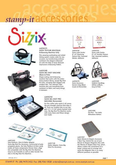 Sizzix Textured Impressions A2 Embossing Folder W//Bonus 5//Pk