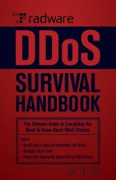 DDoS_Handbook