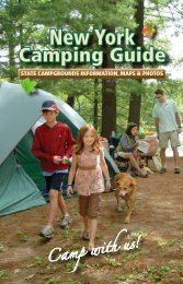 2012 Camping Guide - New York State Department of ...