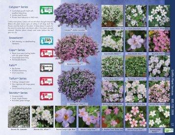 17 Griffin Plant Services 800.732.3509 SecretsTM ... - GPSHort.com