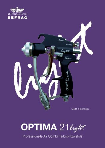 OPTIMA 21light BEFRAG