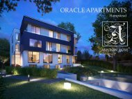Download PDF brochure Oracle Apartments
